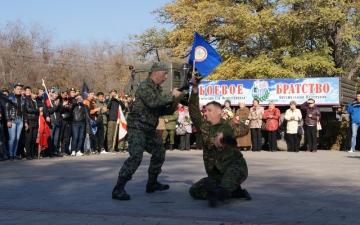 5 ноября 2013. День Военной Разведки.