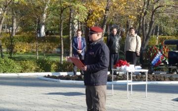 5 ноября, военная разведка 2012 год