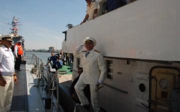 Экскурсия 2014. Корабль