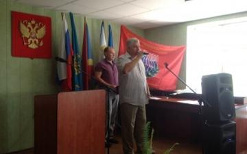 День ВДВ 2013. Мероприятие в Лимане