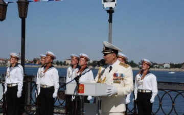 День ВМФ 2014