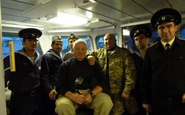 День сил СН в 137 отряде ППДСС. Дагестан.