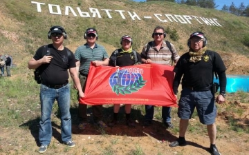 Чемпионат России по практической стрельбе из пистолета в Тольятти 18-19 го мая 2013
